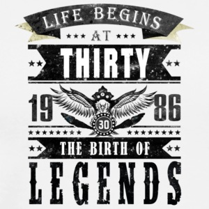 Birth of Legends T Shirt - Men's Premium T-Shirt