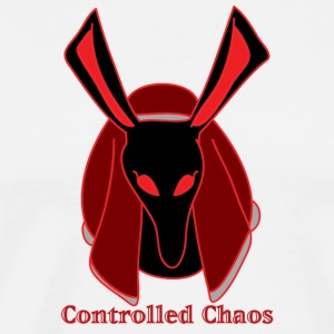 controlled chaos (set) - Men's Premium T-Shirt