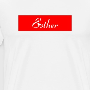 esther - Men's Premium T-Shirt