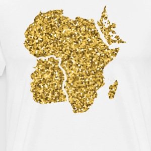 Afrocentric designs - Men's Premium T-Shirt
