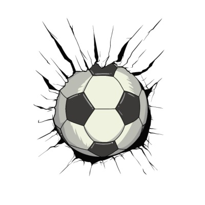 Breakthrough Soccer Ball