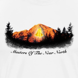 Masters of the Near North - Men's Premium T-Shirt