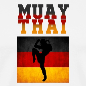 Muay_Thai_Germany - Men's Premium T-Shirt