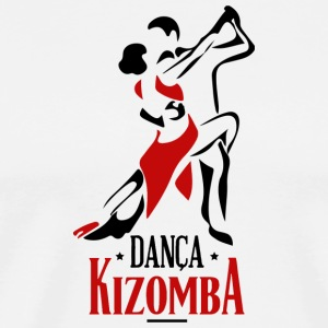 Danca_kizomba - Men's Premium T-Shirt