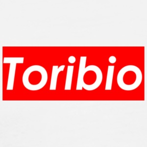 Toribio supreme box logo - Men's Premium T-Shirt
