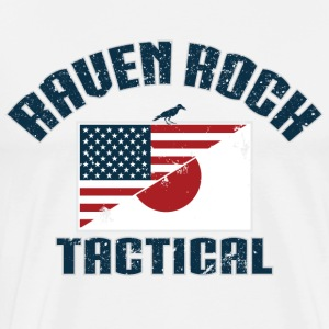 Raven Rock Tactical USA / JAPAN - Men's Premium T-Shirt