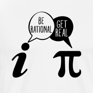 Be Rational Get Real Math Pun