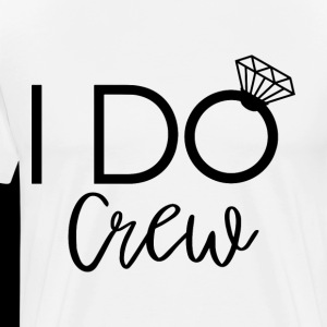 I Do Crew Ladies V Neck Bachelorette Party