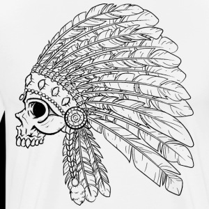 Native American Indian Skull