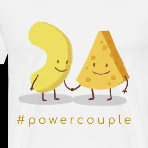Mac & Cheese #PowerCouple | Tasty Food Couple