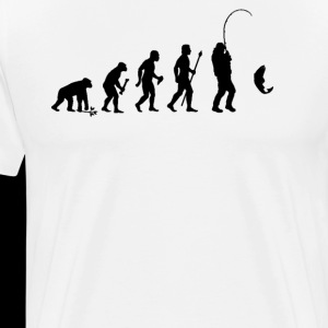 Evolution Of Man and Fishing