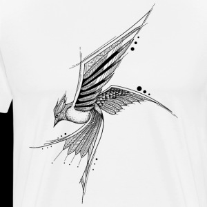 Bird fly hand drawing sketch nature image shape