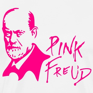 PINK FREUD High Quality Printing for Clear Colors