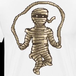Mummy Jumprope | Pixelart Workout