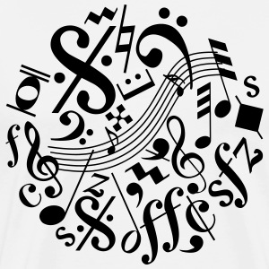 Music Notes and Signs