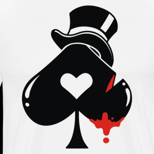 Poker hat ace of spades