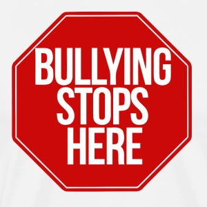 bullying stops here no bully zone