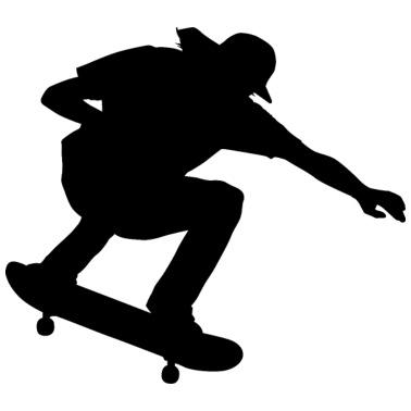 Skateboard skate skating skateboarding gift Men's Premium