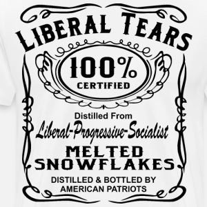 Liberal Tears Melted Snowflakes  ©WhiteTigerLLC.co