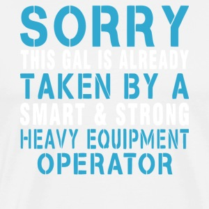 Heavy Equipment Operator T Shirt