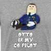 Otto Is My Co Pilot - Airplane - Men's Premium T-Shirt
