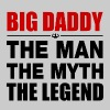 Big Daddy The Legend - Men's Premium T-Shirt