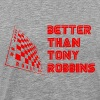 Better than Tony Robbins - Mr Robot - Men's Premium T-Shirt