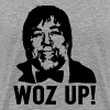 Woz Up! - Men's Premium T-Shirt