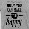 Only You Can Make You Happy - Men's Premium T-Shirt