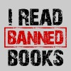 i read banned books - Men's Premium T-Shirt