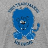 This Team Makes Me Drink Lions Football Apparel - Men's Premium T-Shirt