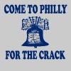 Come To Philly For The Crack - Men's Premium T-Shirt