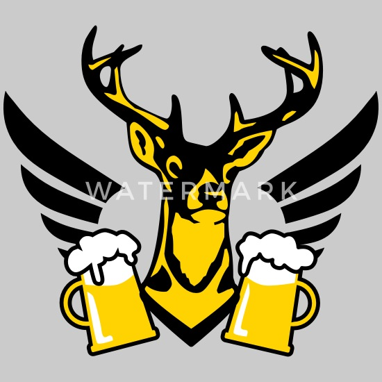c22a4d1bf Bachelor Party T-Shirts - 23 deer party fun funny love stag nigh wild drunk.  Do you want to edit the design?