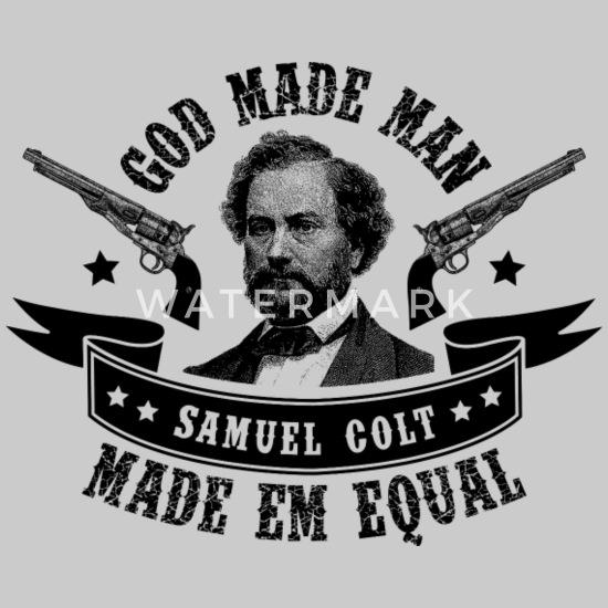 [Image: samuel-colt-made-em-equal-mens-premium-t-shirt.jpg]