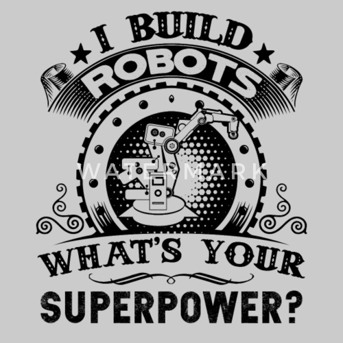 Robotics Engineer Shirt By Spreadshirt