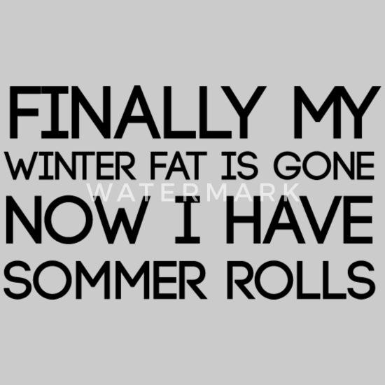 funny quotes diet Men\'s Premium T-Shirt - heather gray