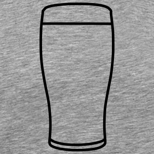 A Pint of Beer - Men's Premium T-Shirt