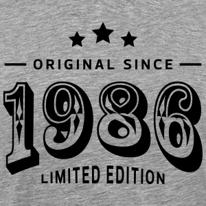 Original since 1986 - Men's Premium T-Shirt