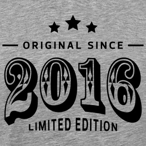 Original since 2016 - Men's Premium T-Shirt