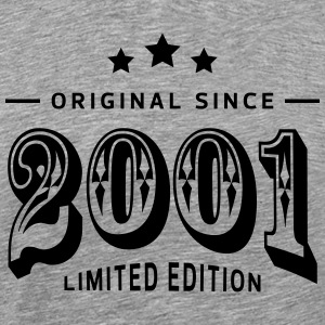 Original since 2001 - Men's Premium T-Shirt