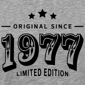 Original since 1977 - Men's Premium T-Shirt