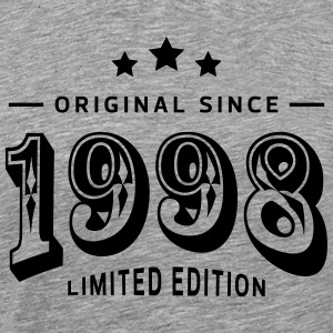 Original since 1998 - Men's Premium T-Shirt
