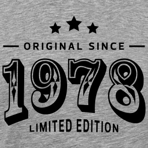 Original since 1978 - Men's Premium T-Shirt