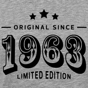 Original since 1963 - Men's Premium T-Shirt