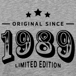Original since 1989 - Men's Premium T-Shirt