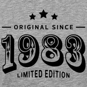 Original since 1983 - Men's Premium T-Shirt