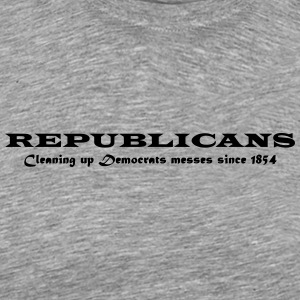 Republicans - Men's Premium T-Shirt