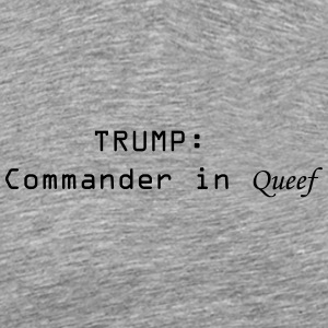queef - Men's Premium T-Shirt