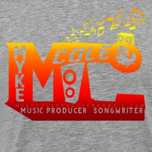 myke cole producer of hhlg - Men's Premium T-Shirt