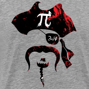 Irrational Pi Day Pirate